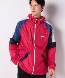 LEVI'S MEN/COLORBLOCK WINDRUNNER CHINESE RED/502913250