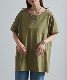 Fizz/ ビッグシルエットTシャツ mitis 2020ss/502931396