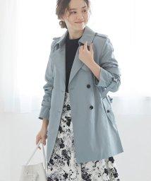 ViS/【花粉ガード&撥水加工】ショートトレンチコート/502933930