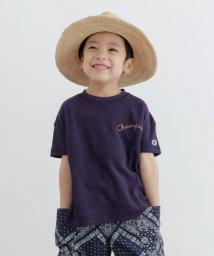 URBAN RESEARCH DOORS(Kids)/【予約】champion パイル刺繍T-SHIRTS(KIDS)/502934962