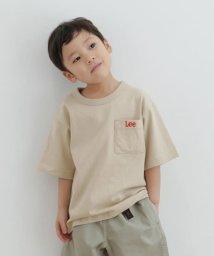 URBAN RESEARCH DOORS(Kids)/【予約】LEE KIDS HALF-SLEEVE POCKET T-SHIRTS/502934982