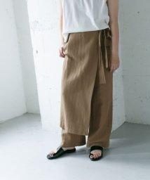 KBF/WEB限定 ラップスカートパンツ/502935093