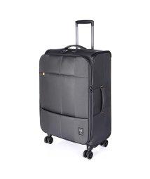 Finoxy-ZERO/フィノキシーゼロ スーツケース ソフト 超軽量 拡張 54~59L Finoxy ZERO fnzr-60/502440809