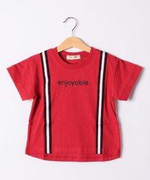FORTYONE/サスペンダー風Tシャツ/502913646