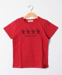 FORTYONE/ランニングプリントTシャツ/502913649