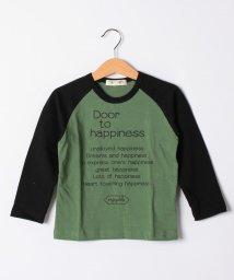 FORTYONE/ハピネスプリントTシャツ/502913664