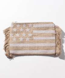 Lilas Campbell/MIX Linen cluch flags/502916724