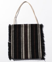 Lilas Campbell/Chenille Fringe bag/502916772