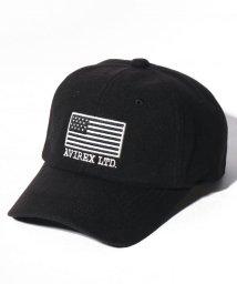 AVIREX/CURVEVISOR BB-CAP/WOOL MIX/502922843