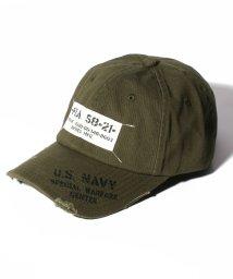 AVIREX/FRA 58 21 MILITARY LOW CAP/502922846