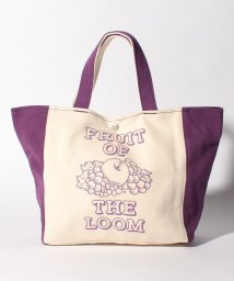 FRUIT OF THE LOOM/TWOTONE TOTE BAG/502922879