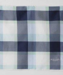BLUE LABEL CRESTBRIDGE/クレストブリッジチェックハンカチ/502936419