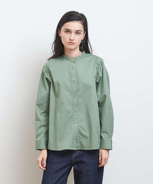 collex(collex)/ツイルシャーリングシャツ/60400205009