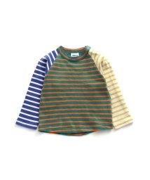 BREEZE/ボーダーTシャツ/502793369