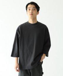 BEAMS MEN/BEAMS / 鹿の子 七分袖 Tシャツ/502829783