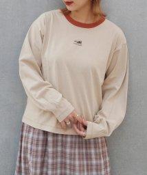 179/WG/シロクマプリント長袖Tシャツ/502910380
