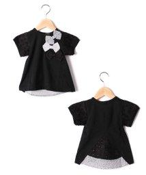 Gemeaux/リボンTシャツ/502913700