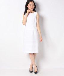 JOCONDE ROYAL/【セットアップ対応】 ツィード ドレス/502931301