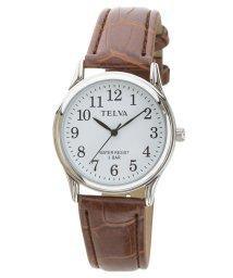 CREPHA PLUS/TELVA テルバ アナログウオッチ メンズ 腕時計【TE-AM147】/502931343