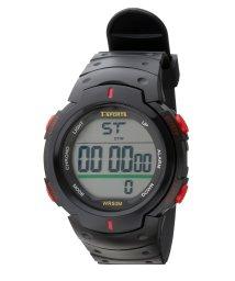 CREPHA PLUS/T-SPORTS ティースポーツ デジタルソーラーウオッチ 腕時計【TS-D153】/502931350