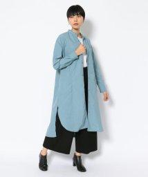 BEAVER/MANASTASH/マナスタッシュ Ws RIVER SHIRTS DRESS ウィメンズリバーシャツドレス/502938098