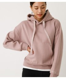 AZUL by moussy/PRINT SPINDLE HOODIE/502938320