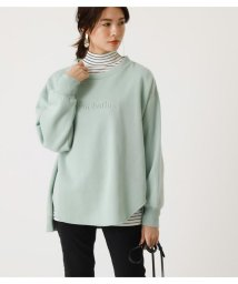 AZUL by moussy/EMBOSSENT SWEAT TOP/502938324