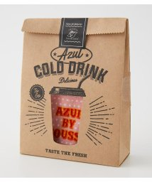 AZUL by moussy/DRINK AZUL HAND TOWEL/502938340
