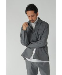 IKKA LOUNGE/SOLOTEX FULFLAN CPOシャツ/502938868