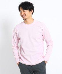TAKEO KIKUCHI/ボックスワッフルカットソー/502882861