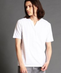 MONSIEUR NICOLE/シャドーボーダー柄Tシャツ/502891570