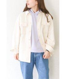 LBC/コットンCPOシャツジャケット/502935311