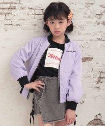 SISTER JENNI/花柄×無地リバーシブルブルゾン/502941167