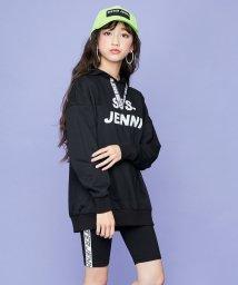 SISTER JENNI/ロゴパーカー+バイクパンツセット/502941170