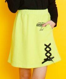 JENNI belle/レースアップ裏毛スカート/502941353