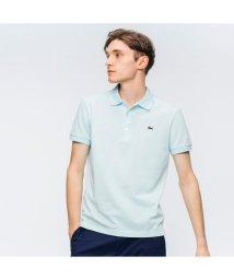 LACOSTE Mens/スリムフィットソリッドポロシャツ(半袖)/502942676