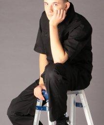 coen/TCストレッチタイプライタージャンプスーツ(つなぎ/オールインワン)(UTILITY LINE)#/502942706