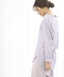 ROPE' PICNIC/裾スリットチュニックシャツ/502944155