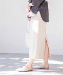 coen/【WEB限定】カラーペンシルスカート(カラースカート/タイトスカート/ロングスカート / ストレッチ)#/502944392