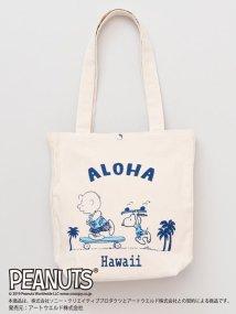 KAHIKO/【Kahiko】SNOOPY スヌーピービーチトートバッグ 44FP0102/502944842