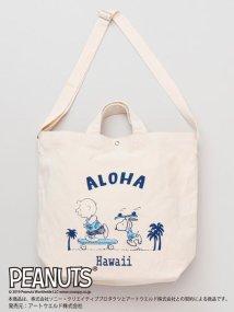 KAHIKO/【Kahiko】SNOOPY スヌーピービーチショルダーバッグ 44FP0103/502944843