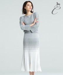 JIYU-KU /【Class Lounge】SARI スカート/502945807
