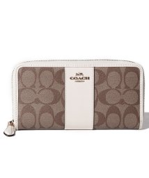 COACH/COACH OUTLET F54630 ラウンドファスナー長財布/502852338