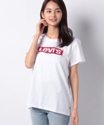 LEVI'S LADY/THE PERFECT TEE NEW RED BOX TAB WHITE/502913351