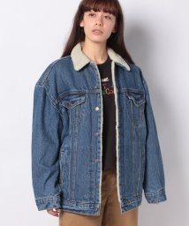 LEVI'S LADY/BAGGY SHERPA TRUCKER CUDDLED UP/502913399