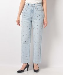 LEVI'S LADY/RIBCAGE STRAIGHT ANKLE LUCKY SEVENS/502913447