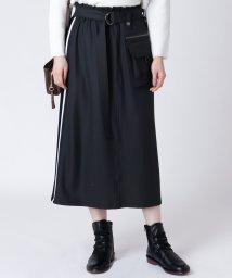 LASUD/[soeur7]ベルトポーチ サイドラインスカート/502927260