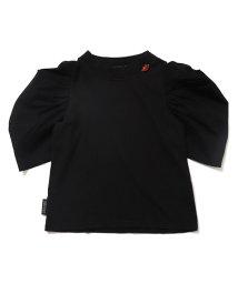 melt/ギャザーボックススリーブTシャツ/502929912