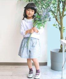 L.COPECK/小花柄キュロット(100~140cm)/502935819