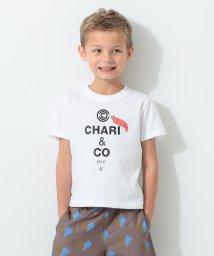 こどもビームス/Chari&Co. / ebi 半袖 Tシャツ 20(100~150cm)/502938472